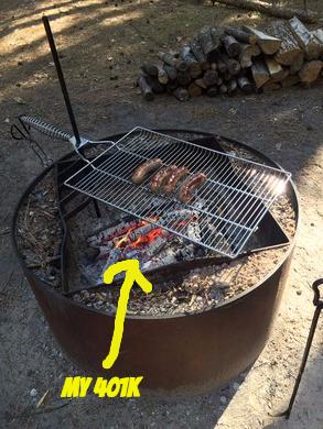 Campire-grill